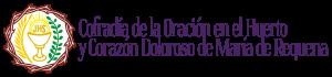 Logo Cofradía de la Oración en el Huerto Requena