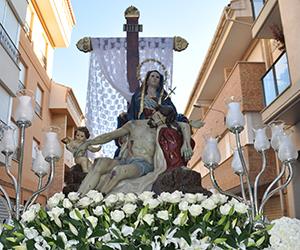 Corazón Doloroso de María - Requena - Oración en el Huerto
