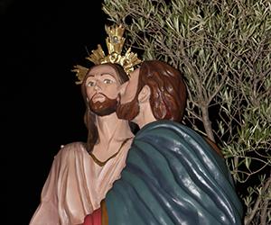 Beso de Judas - Oración en el Huerto Requena